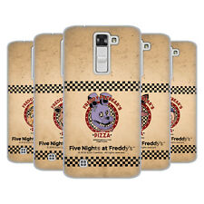 OFFICIAL FIVE NIGHTS AT FREDDY'S FREDDY FAZBEAR'S PIZZA GEL CASE FOR LG PHONES 2