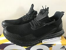 ADIDAS CONSORTIUM ULTRA BOOST UNCAGED HAVEN UK 6 7 8 9 10 11 TRIPLE BLACK BY2638