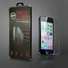 100% ORIGINAL Templado Protector Pantalla Cristal para Apple iPhone 4s 5c