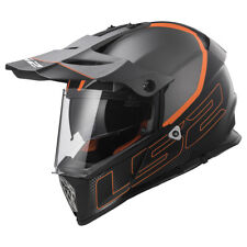 LS2 MX436 PIONEER Element MOTO OFF ROAD DOPPIO VISIERA CASCO QUAD