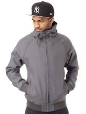 Volcom Heather Grey Raynan Water Resistant Jacket
