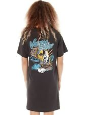 Volcom Vintage Black Boyfriend Me Dress