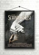 Schindlers List Classic Large Movie Poster Print