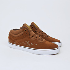 Emerica - Westgate Mid Vulc Shoes - Brown / White