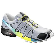 Zapatos Trail Running SALOMON SPEEDCROSS 4 Light Onix Negro Corona