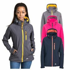 Trespass Lorina Women Softshell Jacket Waterproof Windproof and Breathable