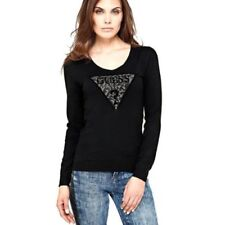 Guess Suéter De Mujer Alma Negro