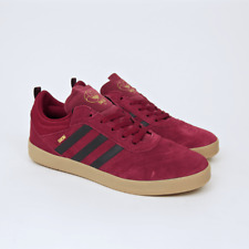 Adidas Skateboarding - Suciu ADV Shoes - Collegiate Burgundy / Core Black / Gum