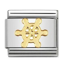 Nomination Italy  Nominations Gold Sport Sailing Nautica Classic Charm Tool Gift