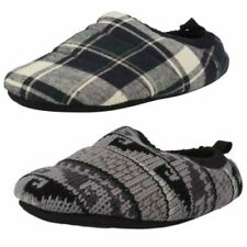 hommes CLARKS confort Chaussons Cerf-volant SNOOZE