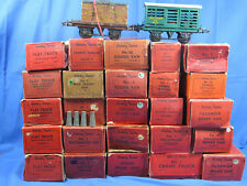 HORNBY TRAINS O GAUGE MULITILISTING PART 1 ASSORTED COACHES