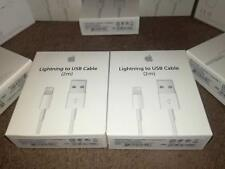 2m ORIGINAL GENUINE Apple Lightning USB Data Charger Cable iPhone 5 6 7 x s ipad