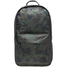 New Mens Converse Green Poly Go Polyester Backpack Backpacks
