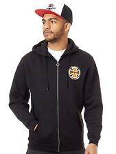 Independent Black 2 Colour Truck Co Zip Hoody