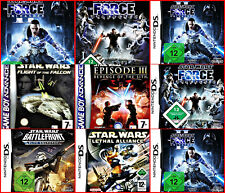 Nintendo starwars-the Force Unleashed,Battlefront,Flight of the Falcon Choice