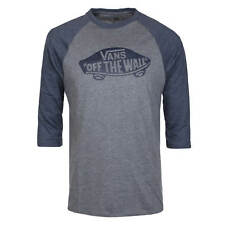 VANS OTW OLD SCHOOL Raglan Sleeve T-shirt blu