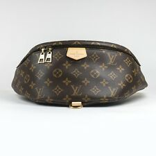 100% Authentic Louis Vuitton Monogram Brown Bumbag RARE!