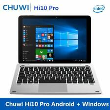 Chuwi Hi10 Pro Android Windows Tablet 10.1 Inch Tablet PC With Keyboard Intel X5