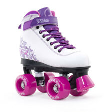 SFR - Vision II bambini Quad Skate - ROSA- Junior Quad Pattini a rotelle