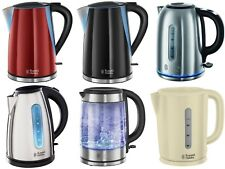 1.7 Litre Electric Kettle Kitchen Hot Water Boiling Cordless Jug LED Illuminated