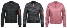 Alpha Industries Donna Giacca Bomber MA-1 VF 59 WMN