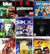 PS3 Game Bundle! All The Games You Need For PS3 Shop Here Fast And Free Delivery