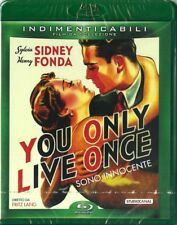 Film - Sono Innocente (you Only Live Once) - Dvd (blu-ray)