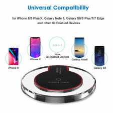 Induktive Wireless Charger Ladestation Ladegerät Qi kabellos Induktion LadePad
