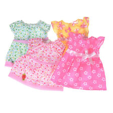 Lovely Doll Dress Clothes Fit 18 Inch American Girl 43cm Baby Born Zapf Dolls TK