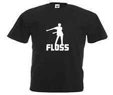 Kids-Boys-Girls Fortnite Floss Dance Inspired Cool T-shirt PS4 Xbox PC Gamer