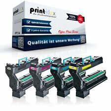4x alternativo CARTUCCE TONER PER KONICA MINOLTA 5430 Set xxl-office Plus Serie