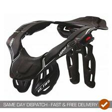 LEATT GPX 6.5 adulti CARBON Motocross MX ENDURO MOTO COLLARE - Nero