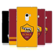 UFFICIALE AS ROMA 2017/18 CRESTA COVER RETRO RIGIDA PER XIAOMI TELEFONI
