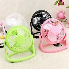 Mini Portable Ventilateur USB ultra silencieux À POSER BUREAU ORDINATEUR
