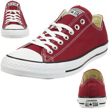 Converse All Star Ox Chuck Zapatillas lona granate M9691C
