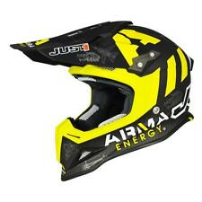 Casco Cross | Enduro JUST1 J12 ARMA Energy carbon matt