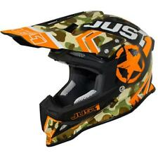 Casco Cross | Enduro JUST1 J12 KOMBAT orange