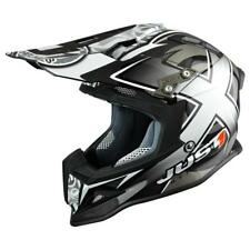Casco Cross | Enduro JUST1 J12 MISTER X black