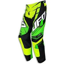 "Pantaloni cross | enduro UFO PLAST ""VOLTAGE"" giallo fluo"