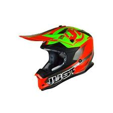 Casco Cross | Enduro JUST1 J32 Pro Rave red | lime