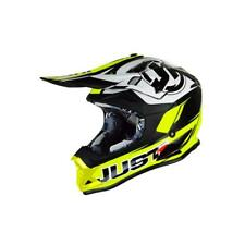 Casco Cross | Enduro JUST1 J32 Pro Rave black | neon yellow