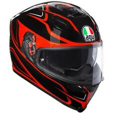 Casco Integrale AGV K5 S '18 MULTI MAGNITUDE BLACK | RED