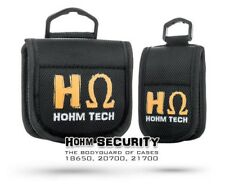 HOHM TECH HOHM SECURITY 18650, 20700, 21700 BATTERY CARRIER + Hohm Tech Battery