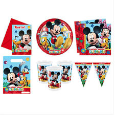 Mickey Mouse Clubhouse Partyware (Assorted)