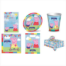 Peppa Pig Partyware (Assorted)