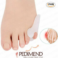Silicon Gel SMALL TOE PAIR - Bunion Relief SEPARATOR STRAIGHTNER By PEDIMEND™
