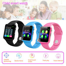 Kids Smart Watch Children Tracker Smartwatch with Camera for IOS Android BT N4L1