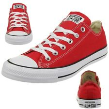 Converse All Star Ox Chuck Zapatillas lona rojo M9696C