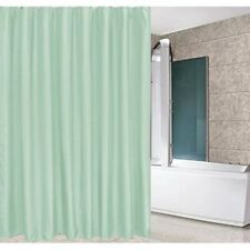Shower Curtain For Bathroom With Hooks Waterproof Mold & Mildew Resistant Fabric