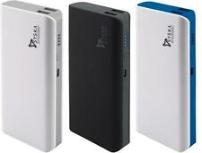 Syska 11000 mAH X-110 2 USB Port Power Bank +DC 5V-2.1A 11000 mah
